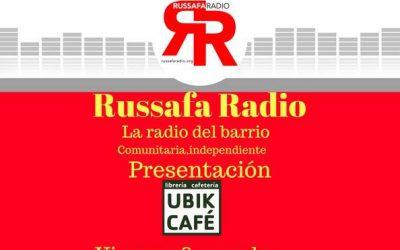 Presentación Radio
